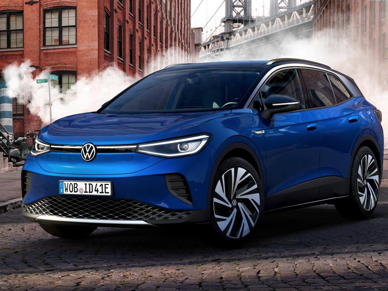 Volkswagen ID.4 - recenze a ceny