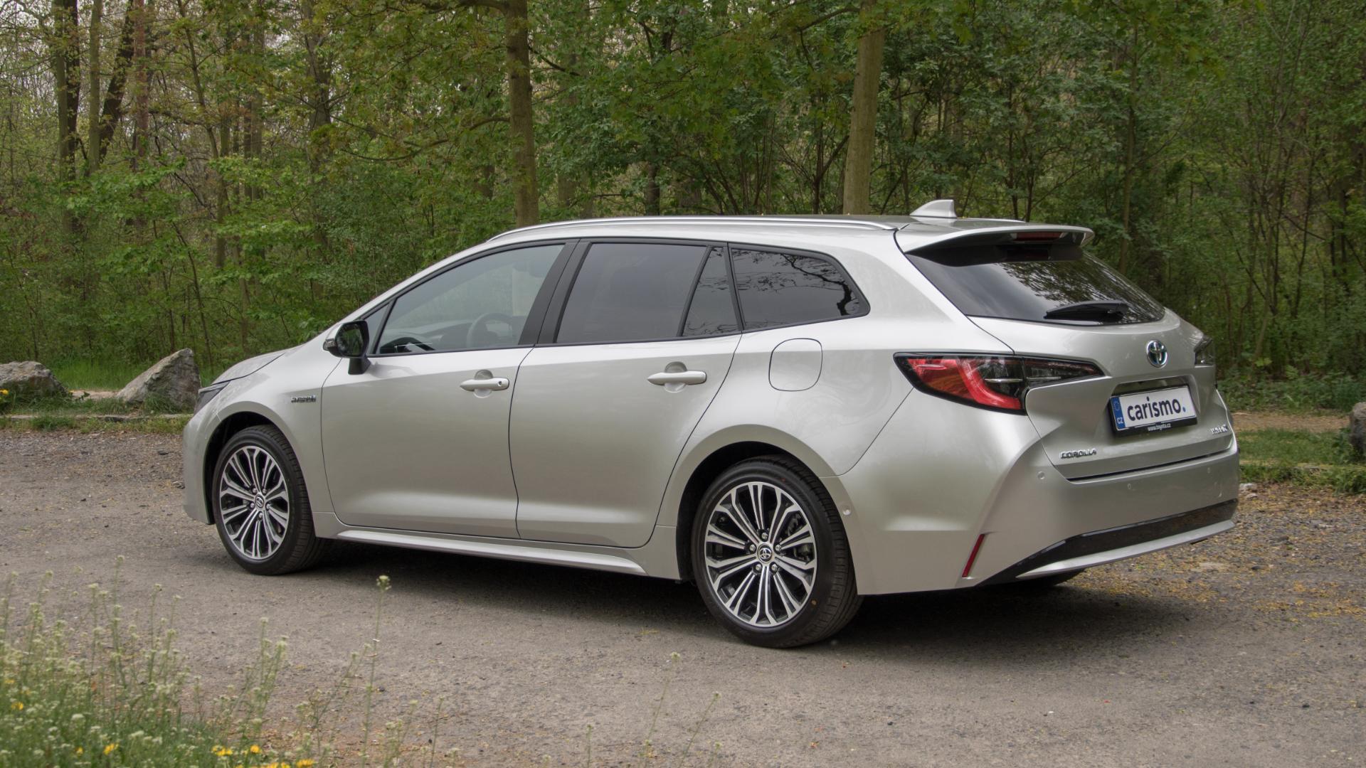 Nová Toyota Corolla Touring Sports