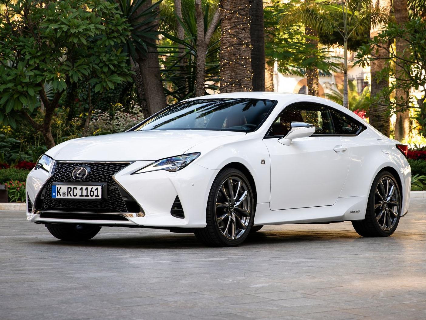 Lexus RC - recenze a ceny