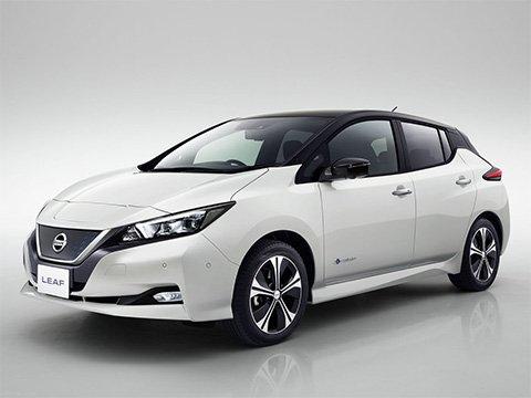 Nissan Leaf - recenze a ceny   Carismo.cz