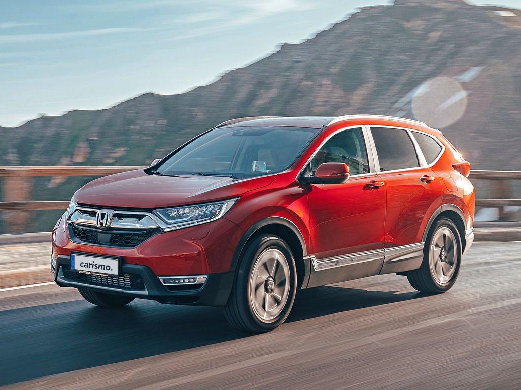Honda CR-V - recenze a ceny