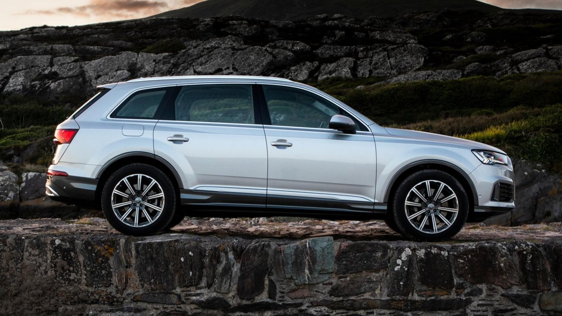 Audi Q7 ještě výhodněji