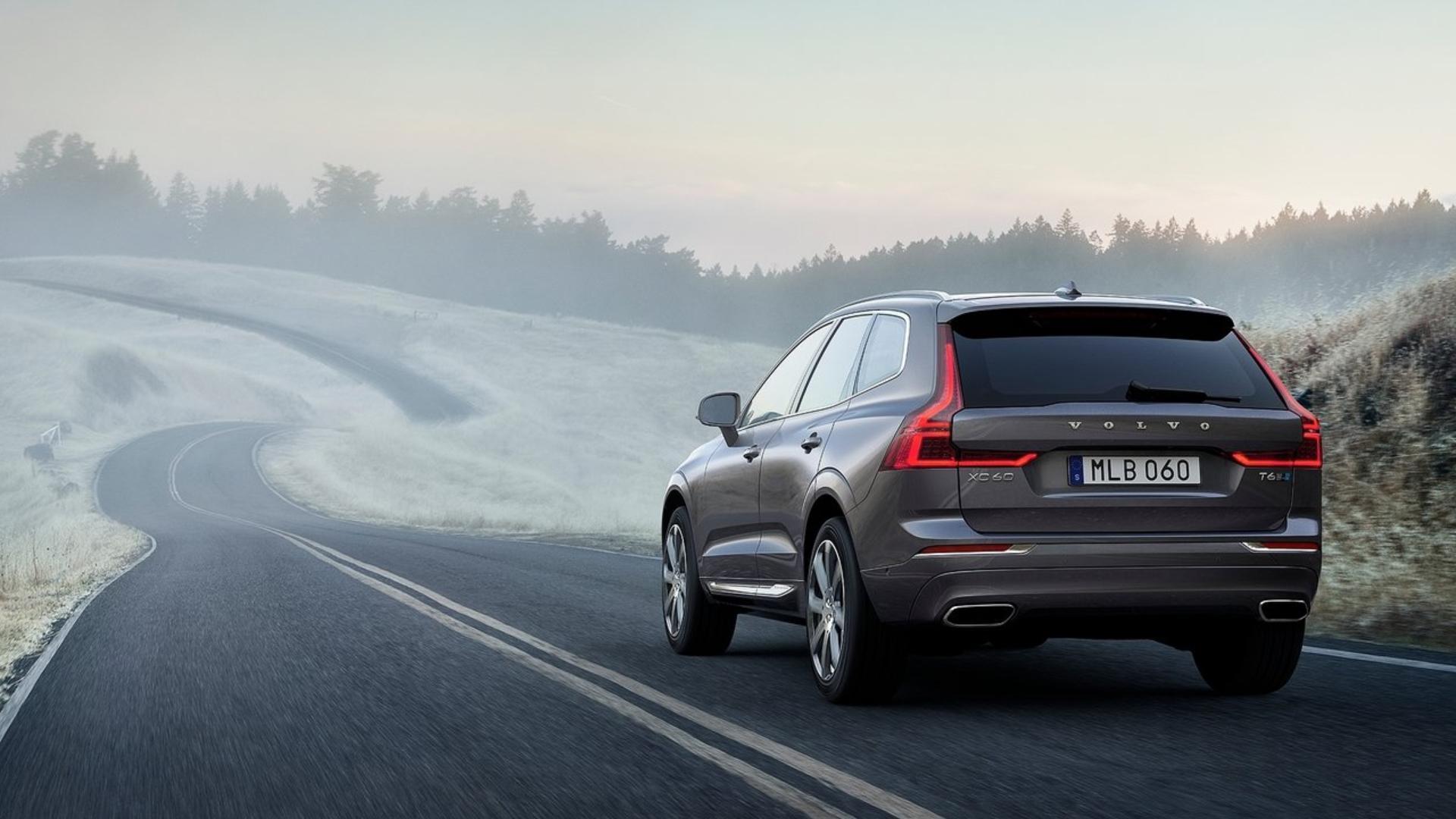 Volvo XC60 - nejprodávanější model švédské značky za měsíc říjen