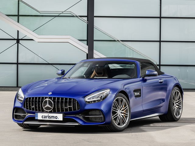 Mercedes-Benz GT Roadster - recenze a ceny