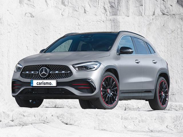 Mercedes-Benz GLA - recenze a ceny