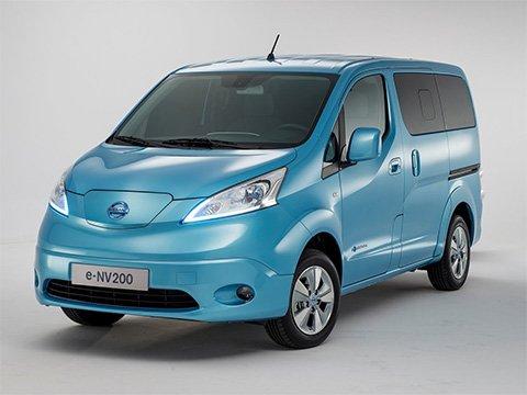 Nissan E-NV200 EVALIA - recenze a ceny