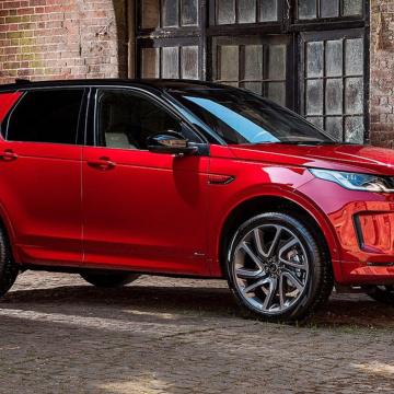 Limitovaná nabídka Land Rover