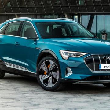 Audi e-tron se slevou až 610 000Kč.