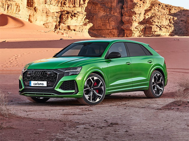 Audi RS Q8 - recenze a ceny