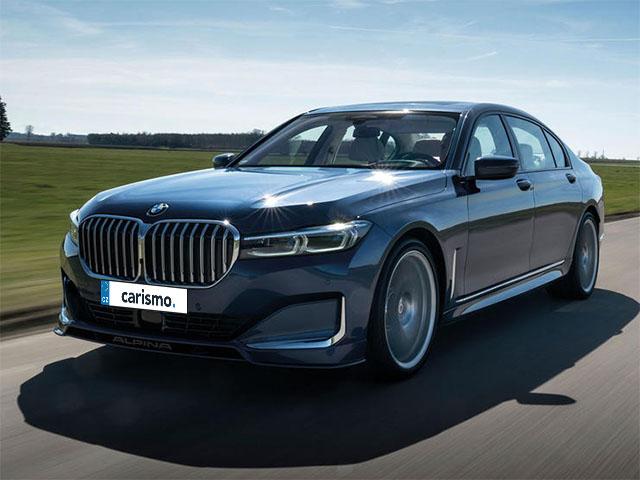 BMW ALPINA B7 - recenze a ceny