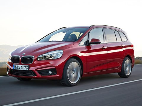 Video: BMW 2 Gran Tourer Jízda