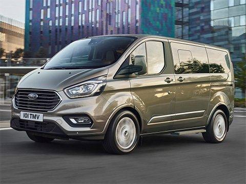 Ford Tourneo Custom - recenze a ceny