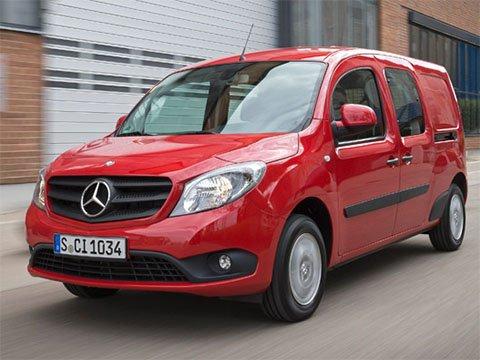Mercedes-Benz Citan Tourer XL - recenze a ceny