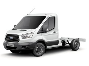 Ford Transit podvozek - recenze a ceny | Carismo.cz