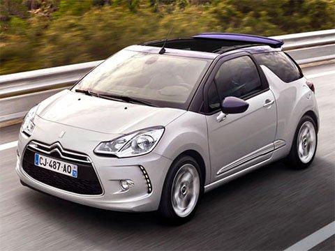 Citroën DS3 Cabrio - recenze a ceny