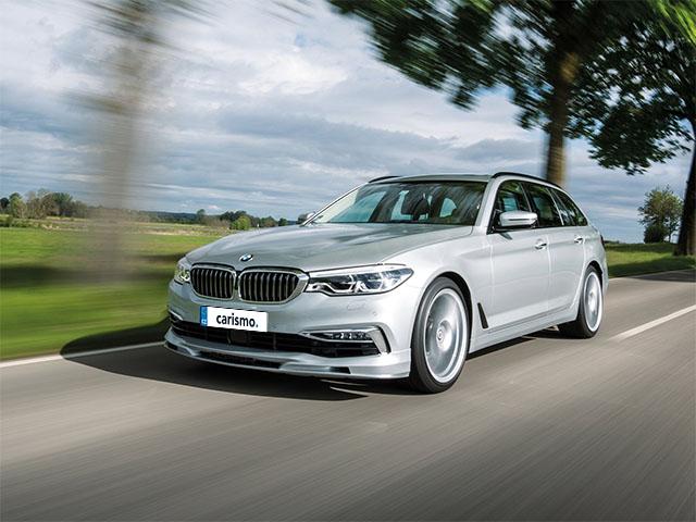 BMW ALPINA B5 BITURBO Touring - recenze a ceny