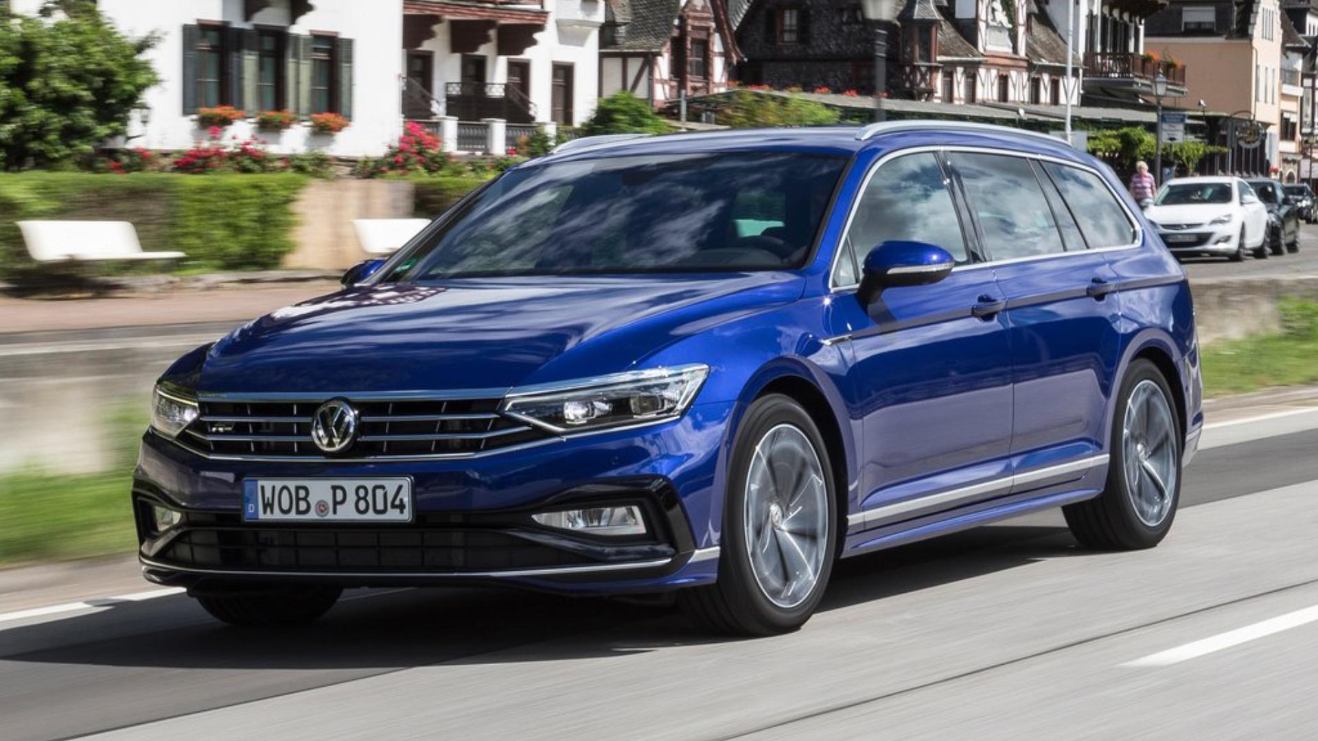 VW Passat na operativní leasing