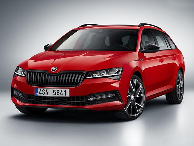 Škoda Superb Combi - recenze a ceny