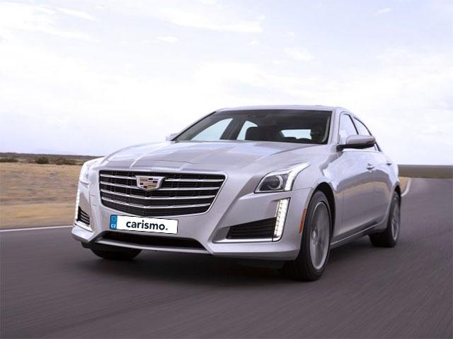 Video: Cadillac CTS Exteriér a interiér