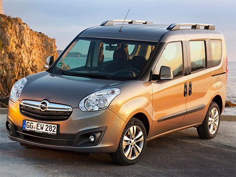 Opel Combo Tour - recenze a ceny