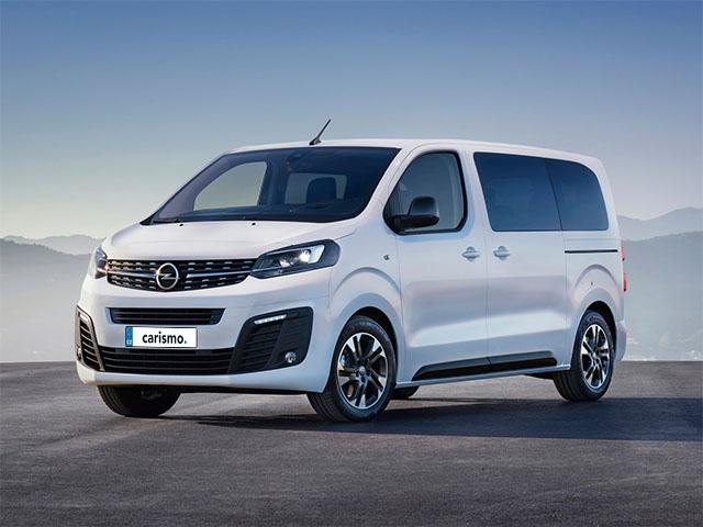 Opel Zafira Life - recenze a ceny