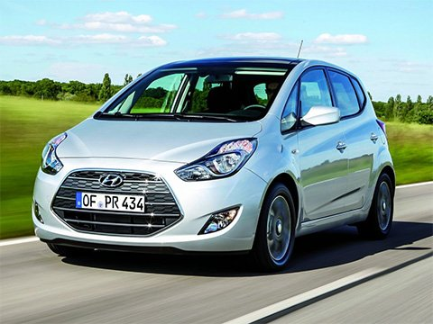 Hyundai Ix20 - recenze a ceny