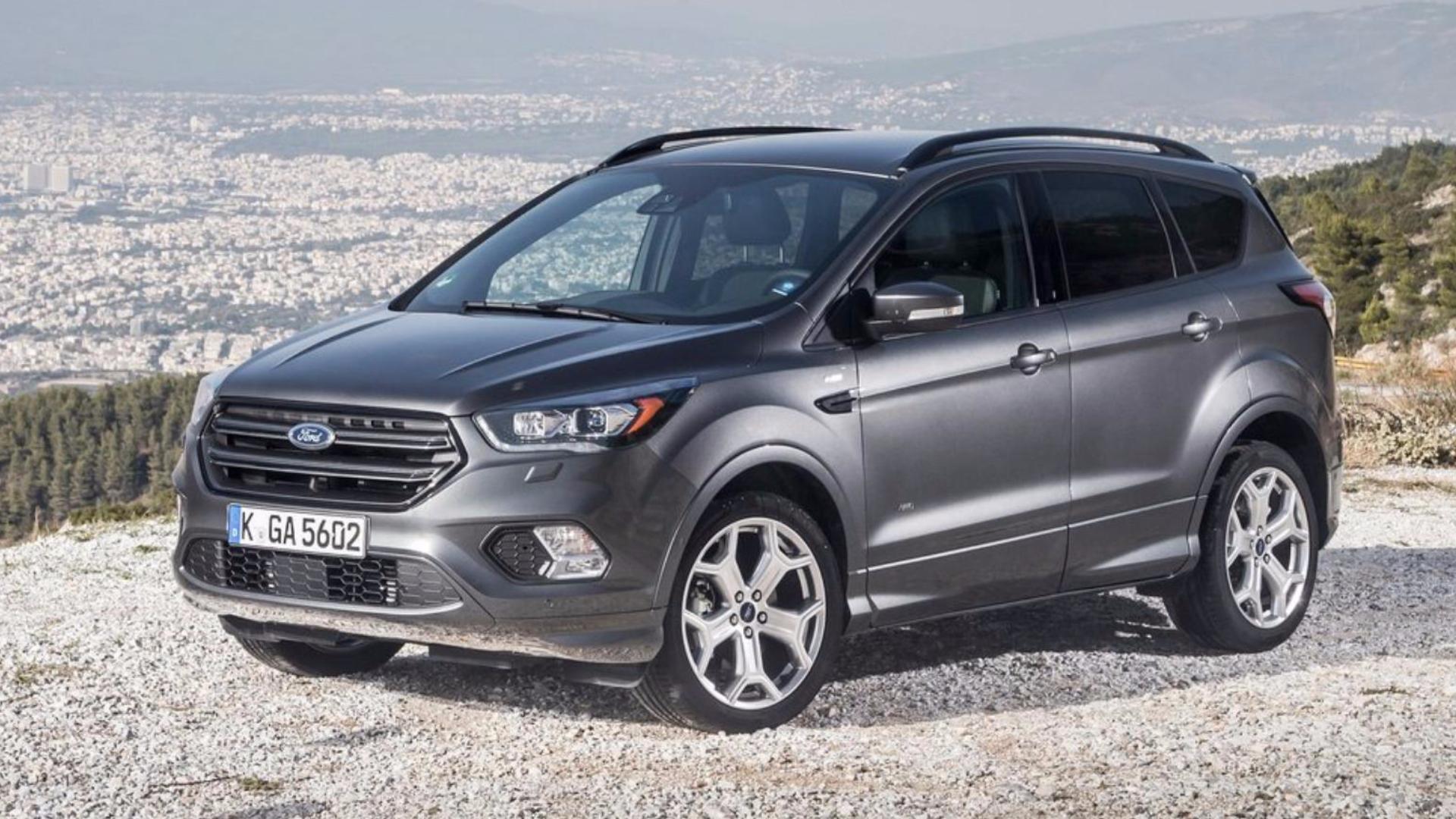Nový Ford Kuga se slevou až 30%