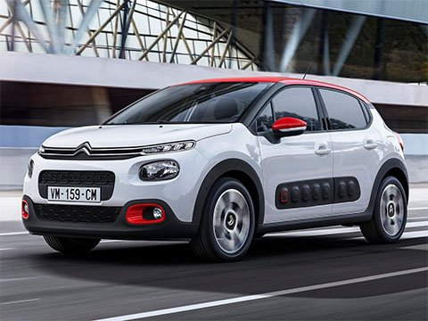 Video: Citroën C3 test