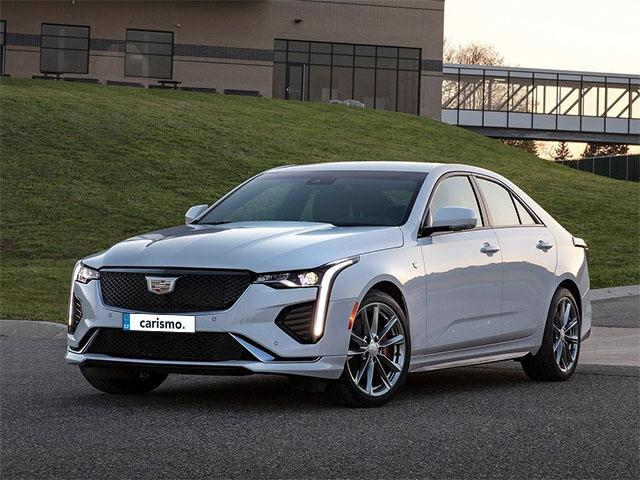Cadillac CT4 - recenze a ceny