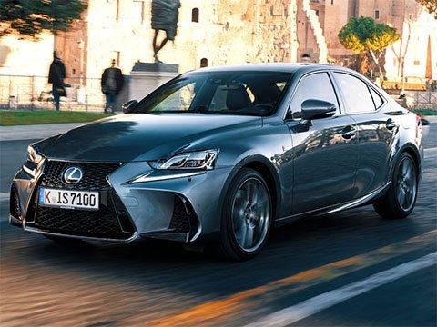 Lexus IS - recenze a ceny