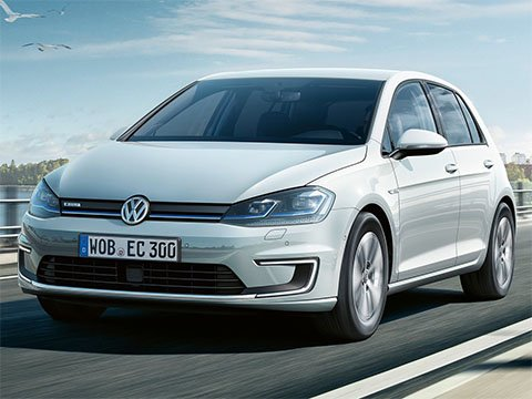Volkswagen E-Golf - recenze a ceny