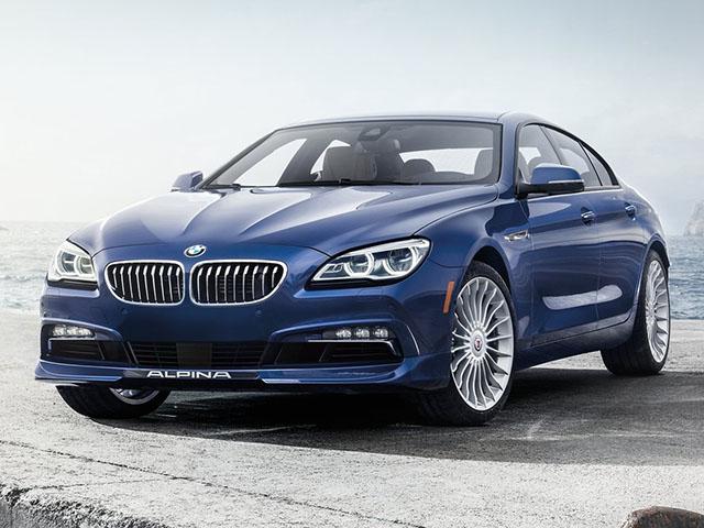 BMW ALPINA B6 BITURBO Gran Coupé - recenze a ceny