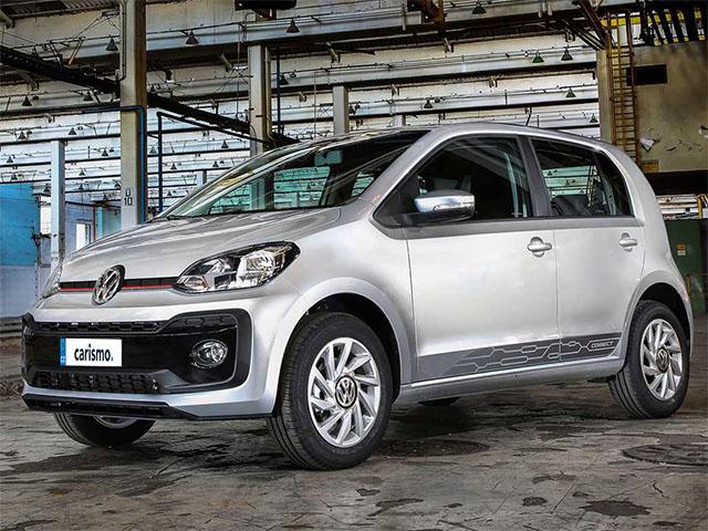 Volkswagen Up! 5dv. - recenze a ceny