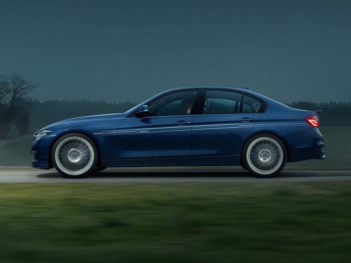 BMW ALPINA D3 BITURBO - recenze a ceny