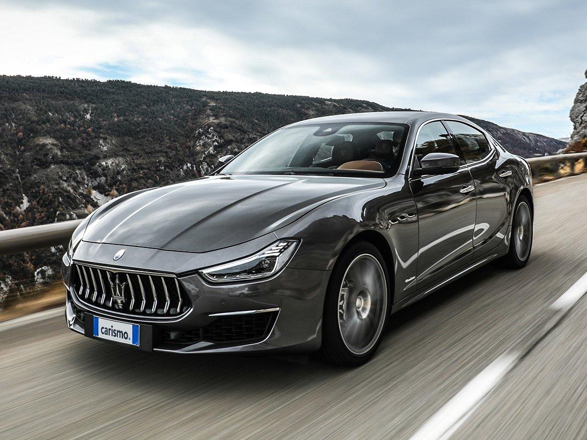 Maserati Ghibli - recenze a ceny