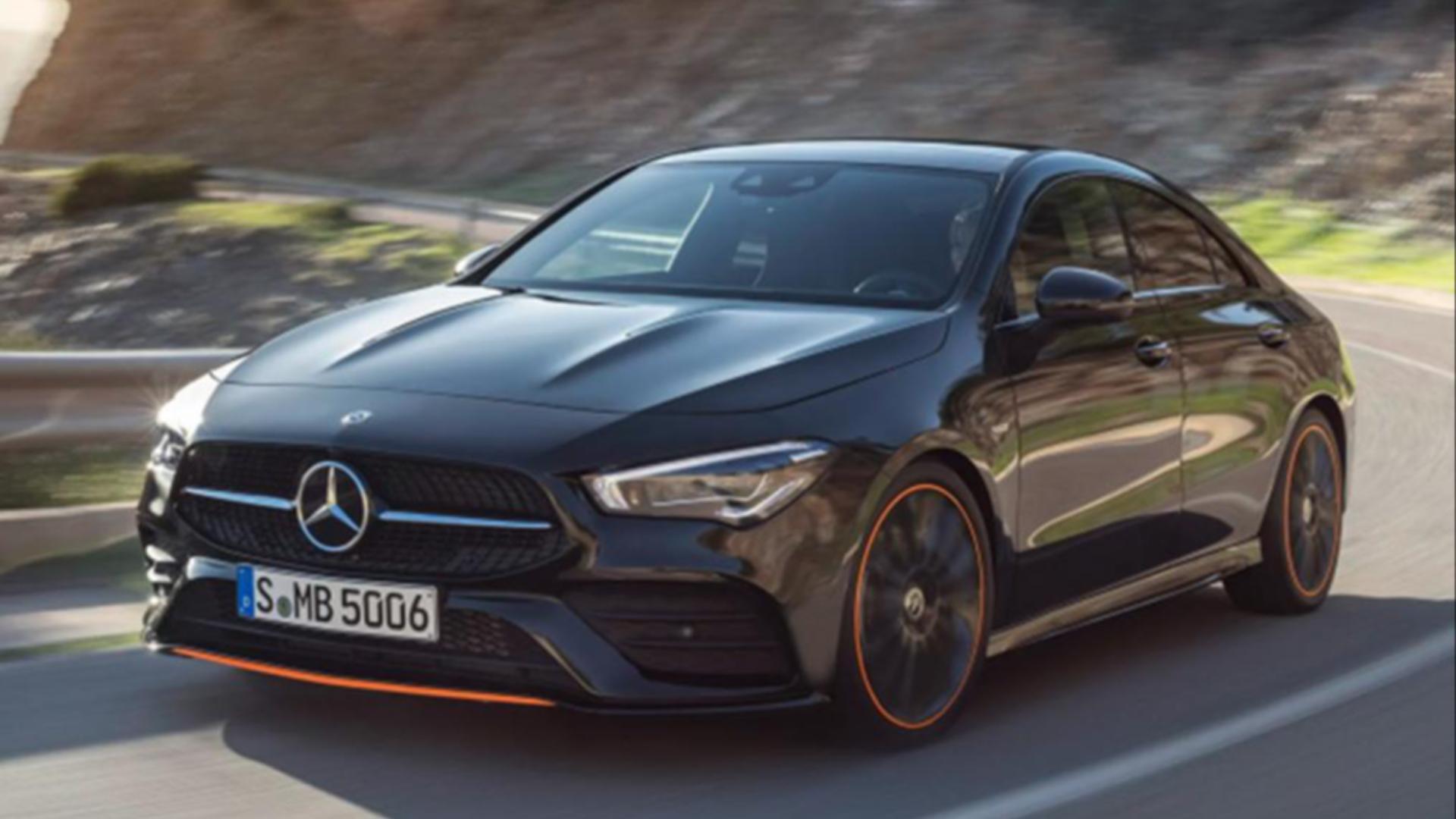 Nový Mercedes-Benz CLA