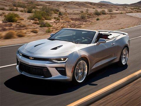 Video: Chevrolet Camaro Cabriolet interiér a exteriér
