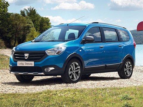 Dacia Lodgy Stepway - recenze a ceny