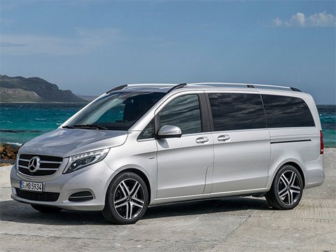 Mercedes-Benz V-class - recenze a ceny