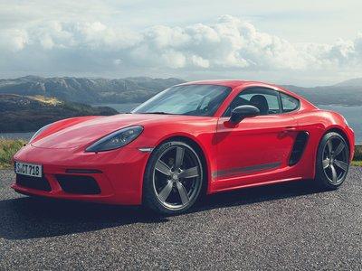 Video: Porsche 718 Cayman Jízda