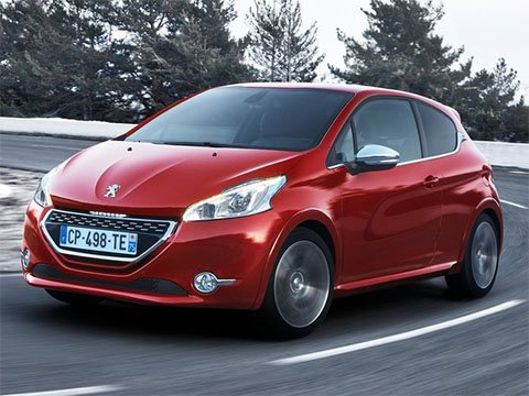 Peugeot 208 GTi - recenze a ceny