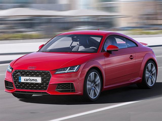 Audi TT Coupé - recenze a ceny