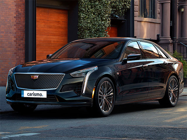 Cadillac CT6 - recenze a ceny