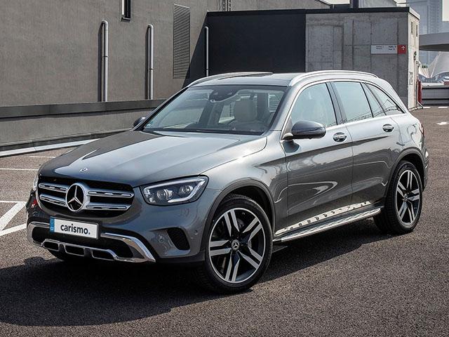Mercedes-Benz GLC - recenze a ceny