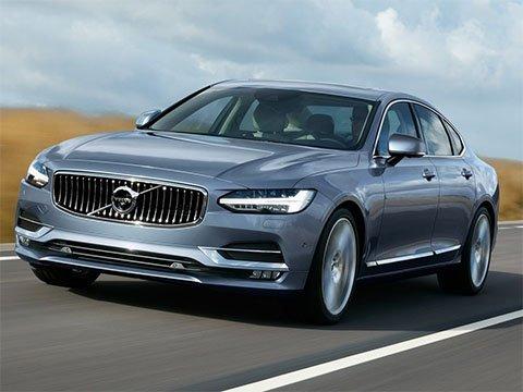 Volvo S90 - recenze a ceny
