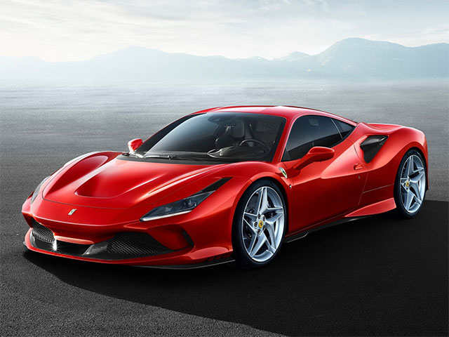 Ferrari F8 Tributo - recenze a ceny