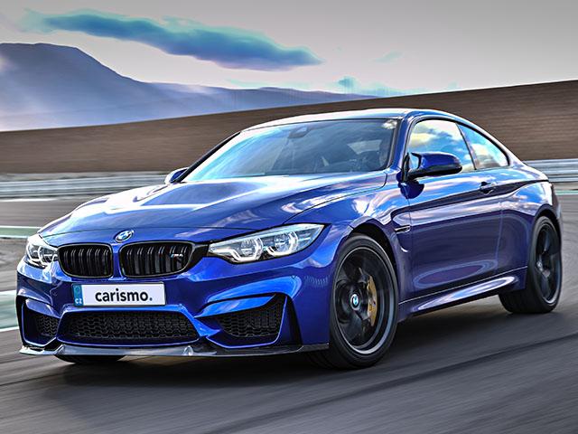 BMW M4 Coupé - recenze a ceny