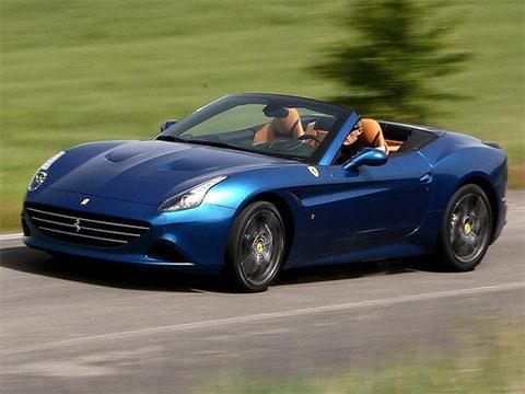 Ferrari California T - recenze a ceny