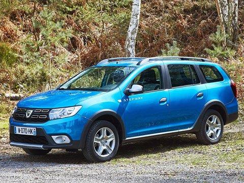 Dacia Logan MCV Stepway - recenze a ceny | Carismo.cz