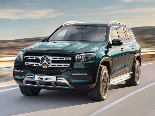 Mercedes-Benz GLS - recenze a ceny